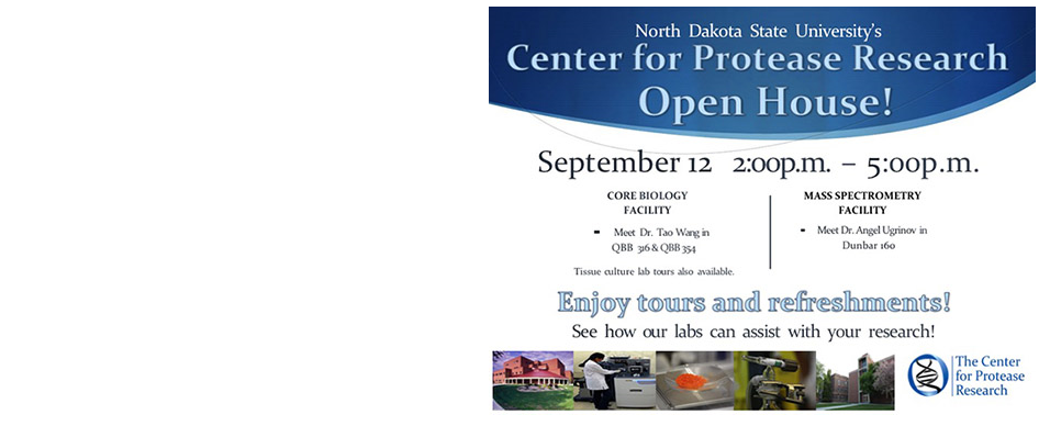Center for Protease Research Open House